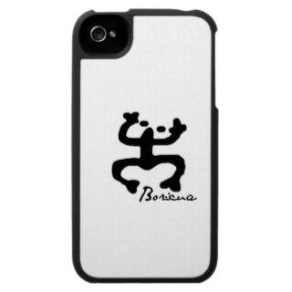 Taino Coqui Case For The iPhone 4
