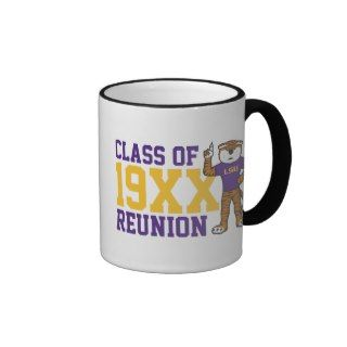 Mike The Tiger Class Reunion Mugs