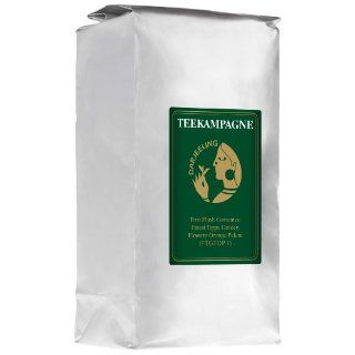 Teekampagne Grüner Darjeeling Finest Tippy Golden Flowery Orange