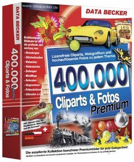 400.000 Premium Cliparts & Fotos: Software