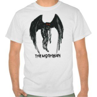 Mothman T shirts