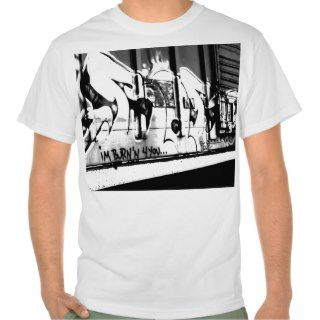 Hip Hop Graffiti Art Tee Shirts