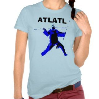 when atlatls are outlawed, t shirt