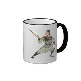 Li Shang Disney Mugs