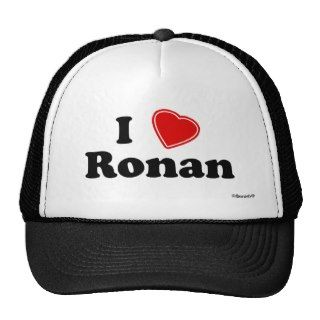 Love Ronan Trucker Hat