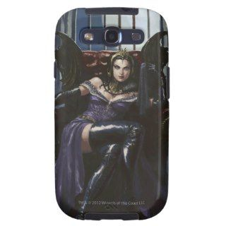 Magic: The Gathering   Liliana Galaxy SIII Case
