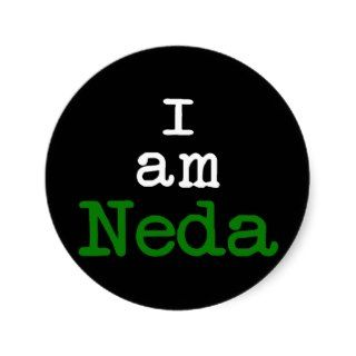 am Neda Sticker