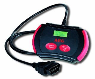 AEG 97131 OBD II Diagnosegerät OL 8000 mit LCD Display, universelles