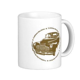 1941 Chevy Coupe Traditional Hot Rod Coffee Mugs
