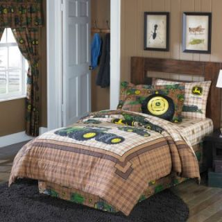 John Deere Traditional Bedding Set   Bedding Sets