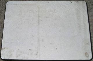 Antique Hoosier Cabinet Flour Sifter Counter Top Porceliron 1936 Project Part