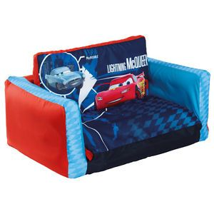 Disney Cars 2 Sofa Bed Flip Out Sofa Inflatable