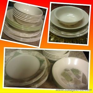 Corelle Textured Leaves