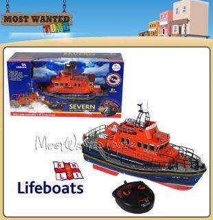 """Rnli 19"""" Severn Rescue Boat Digital Remote Control RC Remote Control New"""