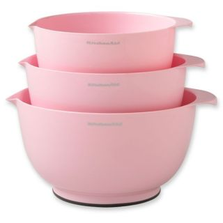 Cook for The Cure 3 Piece Mixing Bowl Set