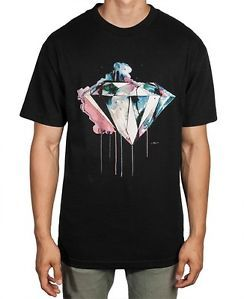 Diamond Supply Co I Art You T Shirt Men's Authentic Streetwear Cotton Graphic