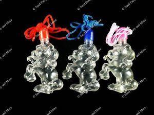 12 Pony Sand Art Necklace Craft Supplies Bottles