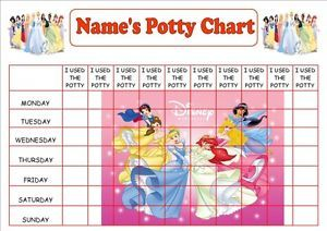 potty training 3 year old potty training charts boys