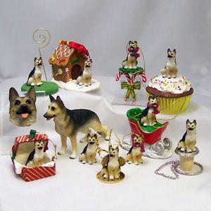 German Shepherd Collectables Keepsakes Figurines Gifts