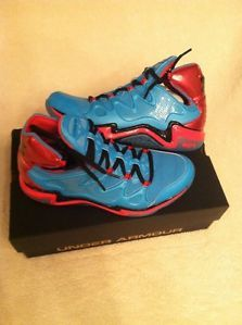 Mens Under Armour Shoes Sz 10 5 TB Micro G Charge BB Low NM Retail $99 99