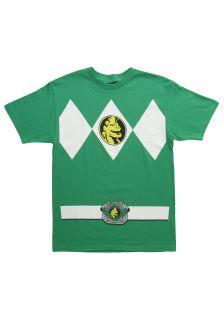 Green Power Ranger T Shirt