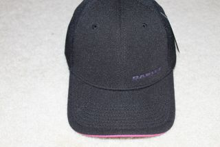 Oakley Silicon Bark Trucker Hats Ball Cap Flexfit