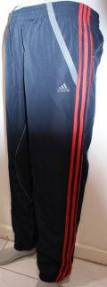 Adidas Mens Tracksuit Pants Bottoms Trouser Blue s XXXL