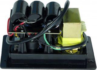 PRV Audio 1DF750 1000W Subwoofer Crossover Free Fast Shipping w Warranty