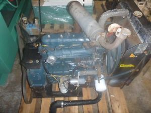 Kubota Diesel Engine 2003 V 1903 Bobcat Industrial Generators