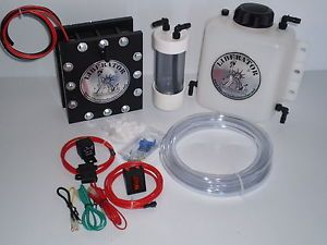 HHO Hydrogen Generator SEALED Dry Cell Kit Watch Video