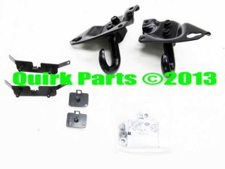 2005 2010 Jeep Grand Cherokee and 2006 2010 Jeep Commander Front Tow Hooks Mopar