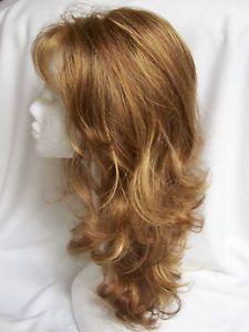 Long Blonde Wavy Wig