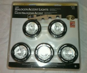 Hampton Bay Halogen Accent Light Kit Home Decor Fish Tank Outdoor Lighting