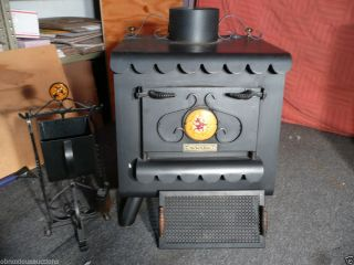 Vintage earth stove 710