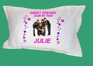 Big Time Rush Pillow Case