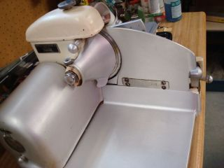 Antique American Slicing Machine Company Meat Slicer No 22