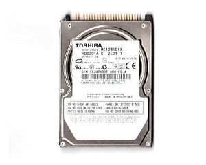 """2 5"""" Major Brand 120g IDE PATA 4200RPM 2M Hard Drives for Laptop"""