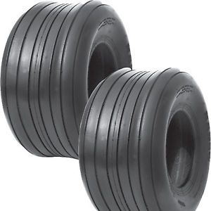 2 18x9 50 8 18 9 50 8 18 950 8 Lawn Mower Garden Tractor Go Kart Rib Tire 4ply
