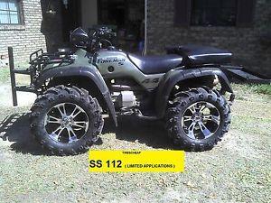 "27"" Yamaha Big Bear Zilla ATV Tire 14"" SS Wheel Complete Kit Life Warranty"
