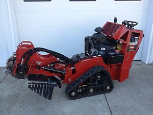 Toro STX 26 Hydraulic Stump Grinder Kawasaki 26 HP Greenteeth Nice