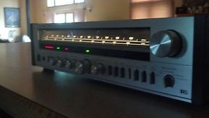 Realistic Sta 860 Stereo Receiver 65 Watts 2 Channel Radio Shack Vintage Silver