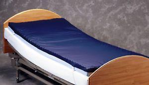 Medline Gel Foam Mattress Pad Overlay Pressure Relief