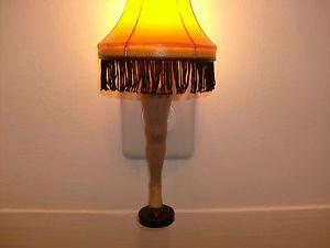 Leg Lamp Night Light A Christmas Story Movie Replica Night Light Brand New