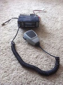 Kenwood TK 760HG Mobile Radio High Power 2 Way Radio VHF