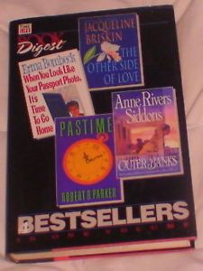 Book Digest Best Sellers 4 Condensed Books Time Life