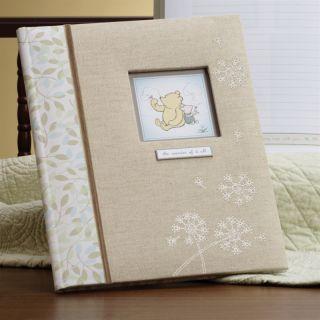 Classic Pooh Disney Baby Memory Book