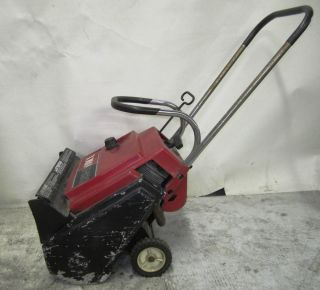 "Toro S620 20"" Gas Snowblower Snow Thrower Used not Working for Parts or Fix"