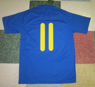 Sri Lanka National Football Team Soccer Shirt Home Jersey Trikot 2013 Number 11