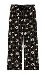 Disney Nightmare Before Christmas Pajamas Jack Skellington Mens Lounge Pants