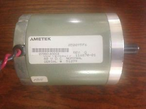 Ametek 40VDC Permanent Magnet DC Motor Wind Turbine Generator 40 Volt DC